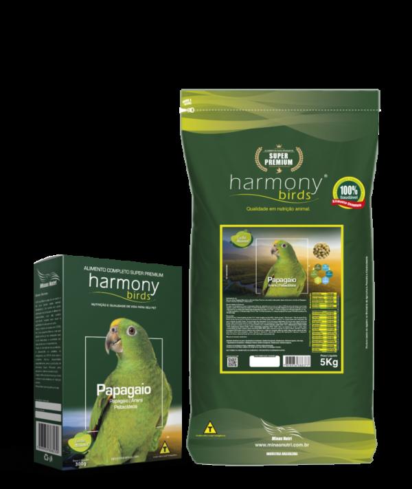 HB Papagaio Natural